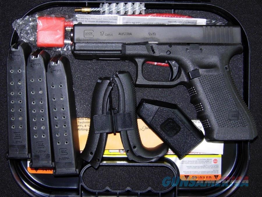 Brand New Glock 17 Gen 4   Guns > Pistols > Glock Pistols > 17