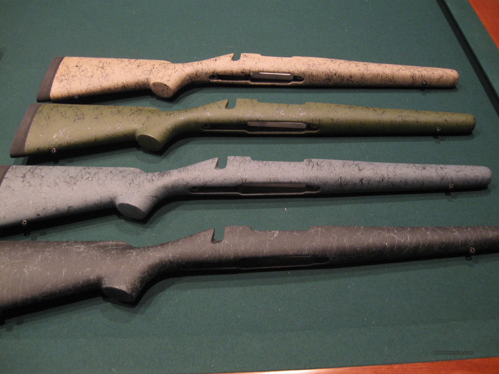 BELL AND CARLSON MEDALIST REM 700 LA STOCK   Non-Guns > Gunstocks, Grips & Wood