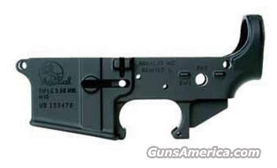 ARMALITE AR10 308 STRIPPED LOWER RECEIVER ANODIZED  Guns > Rifles > Armalite Rifles > Lower Only