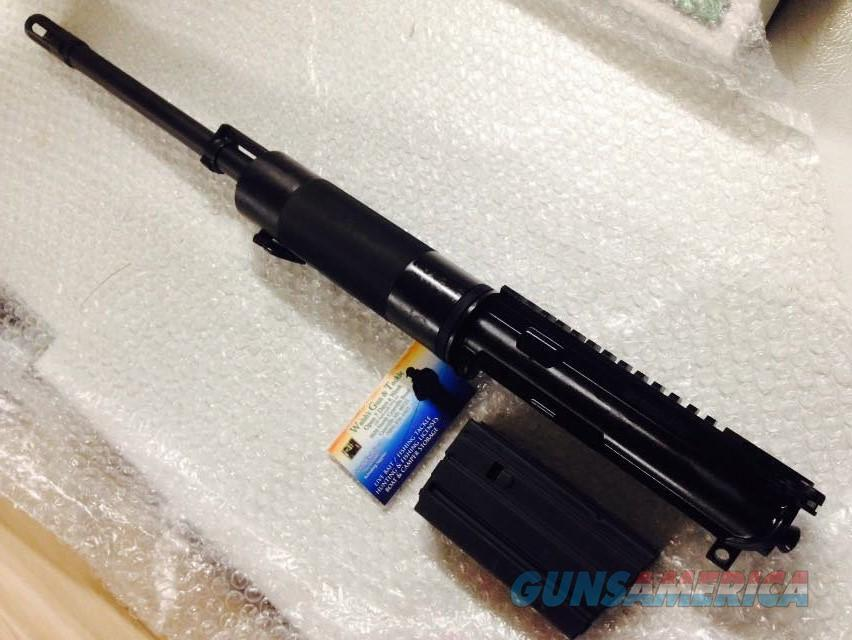 "BUSHMASTER 450 16"" UPPER NEW IN BOX W/ 5rd mag  Non-Guns > Gun Parts > M16-AR15"