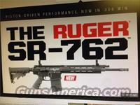 Ruger SR-762 .308 SR762 308 WIN 5601 3-20RD MAGS  Guns > Rifles > Ruger Rifles > SR-556