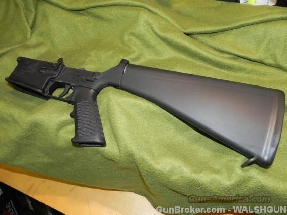 ARMALITE AR-10 308 COMPLETE LOWER W/ A2 STOCK 7.62  Guns > Rifles > Armalite Rifles > Lower Only