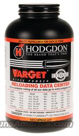 10# HODGDON VARGET RIFLE POWDER 10-1# JUGS  Will load 2,220 rds 223 or 1500 308 ammo PER 10 POUNDS    Non-Guns > Reloading > Components > Other