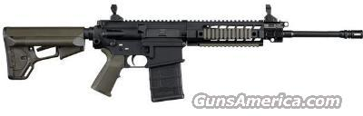 "SIG 716 308 OD GREEN NIB 16"" R716-16B-P-ODG AR10 20RD 308-WIN 7.62X51MM PATROL RIFLE NEW AR-10 / BULLET BUTTON INSTALLED FOR $20 TO BE CA LEGAL  Guns > Rifles > Sig - Sauer/Sigarms Rifles"