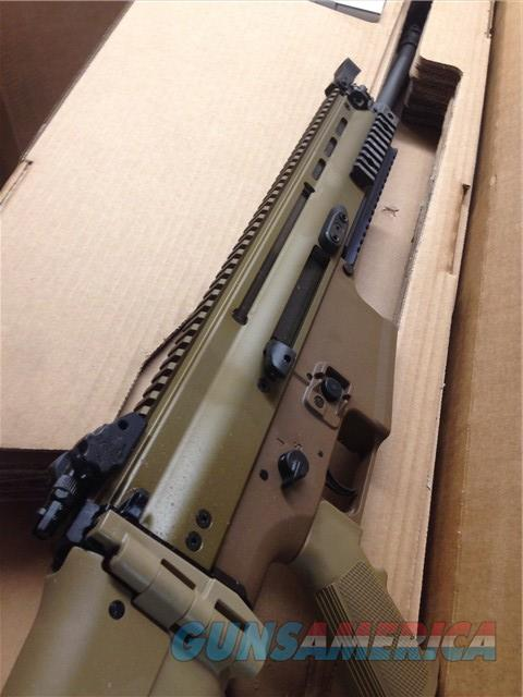 FNH SCAR 308 17S FDE NIB 17 S 98541 DARK EARTH FN 7.62MM NATO 20RD MAG ALSO 10RD MAG AVAILABLE TO BE LEGAL IN CERTAIN STATES  Guns > Rifles > FNH - Fabrique Nationale (FN) Rifles > Semi-auto > Other