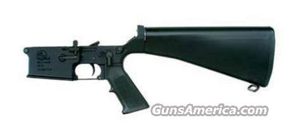 ARMALITE M15 L15B 5.56 NATO 223 COMPLETE LOWER A2 STOCK AR15   Guns > Rifles > Armalite Rifles > Lower Only