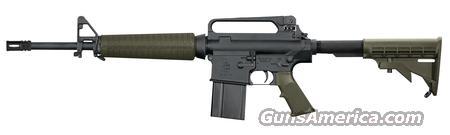 "ARMALITE AR-10A2 Carbine W/ Forward Assist .308 7.62x51 NATO 16"" Chrome-Lined Barrel Collapsible Stock Green Furniture NIB  Guns > Rifles > Armalite Rifles > Complete Rifles"