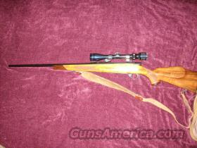 Weatherby 25-06 w/scope  Guns > Rifles > Weatherby Rifles > Sporting