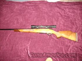 Weatherby 30-06 w/scope  Guns > Rifles > Weatherby Rifles > Sporting