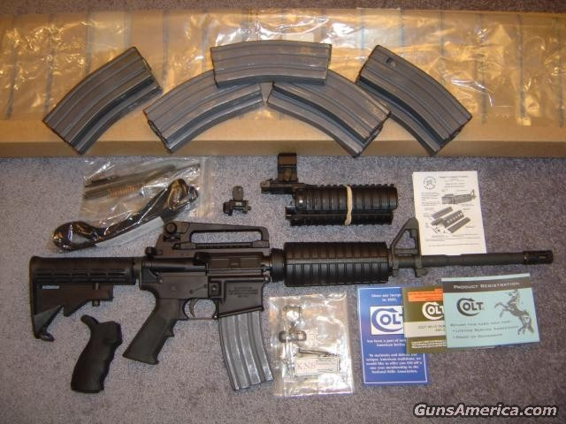 "LE6920 ""Loaded"" Package  Guns > Rifles > Colt Military/Tactical Rifles"