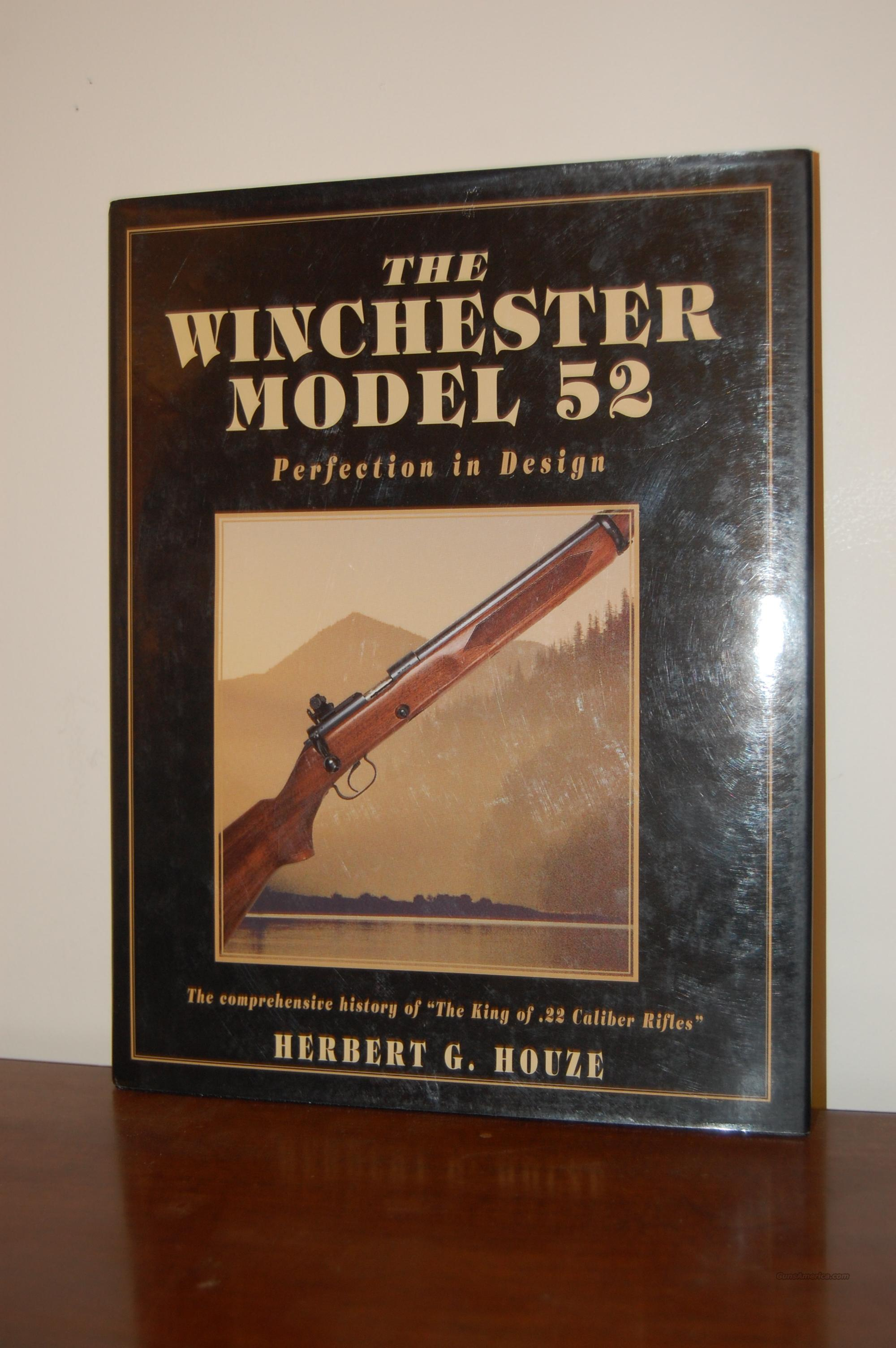 The Winchester Model 52  Non-Guns > Books & Magazines