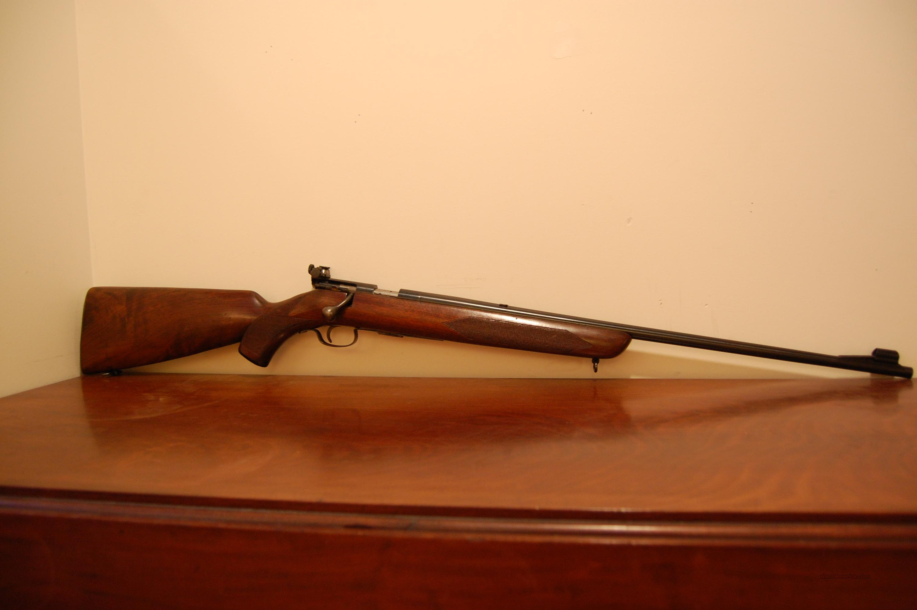 Winchester Model 75 Sporting  Guns > Rifles > Winchester Rifles - Modern Bolt/Auto/Single > Other Bolt Action