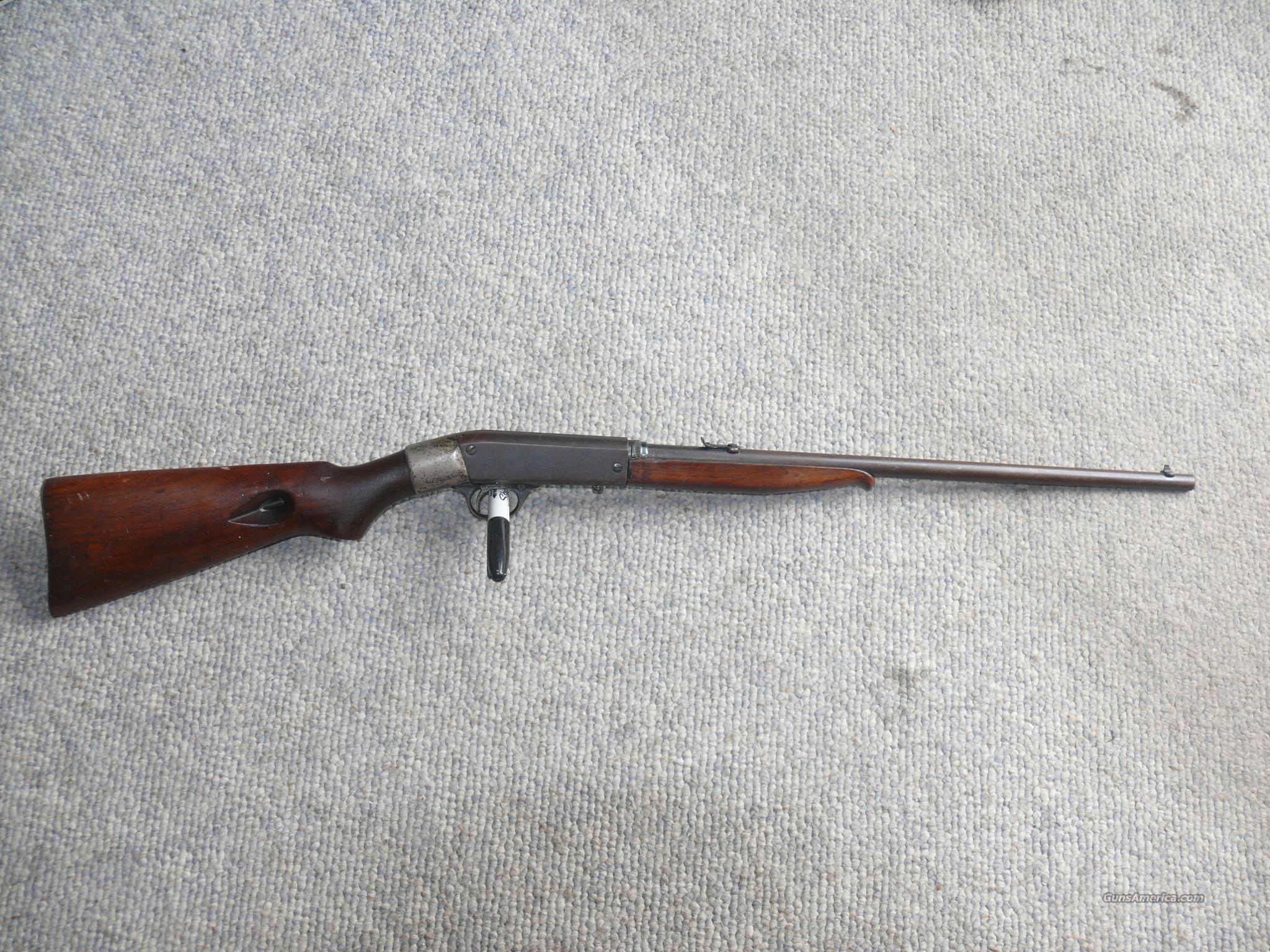 Remington Model 24  Guns > Rifles > Remington Rifles - Modern > Non-Model 700