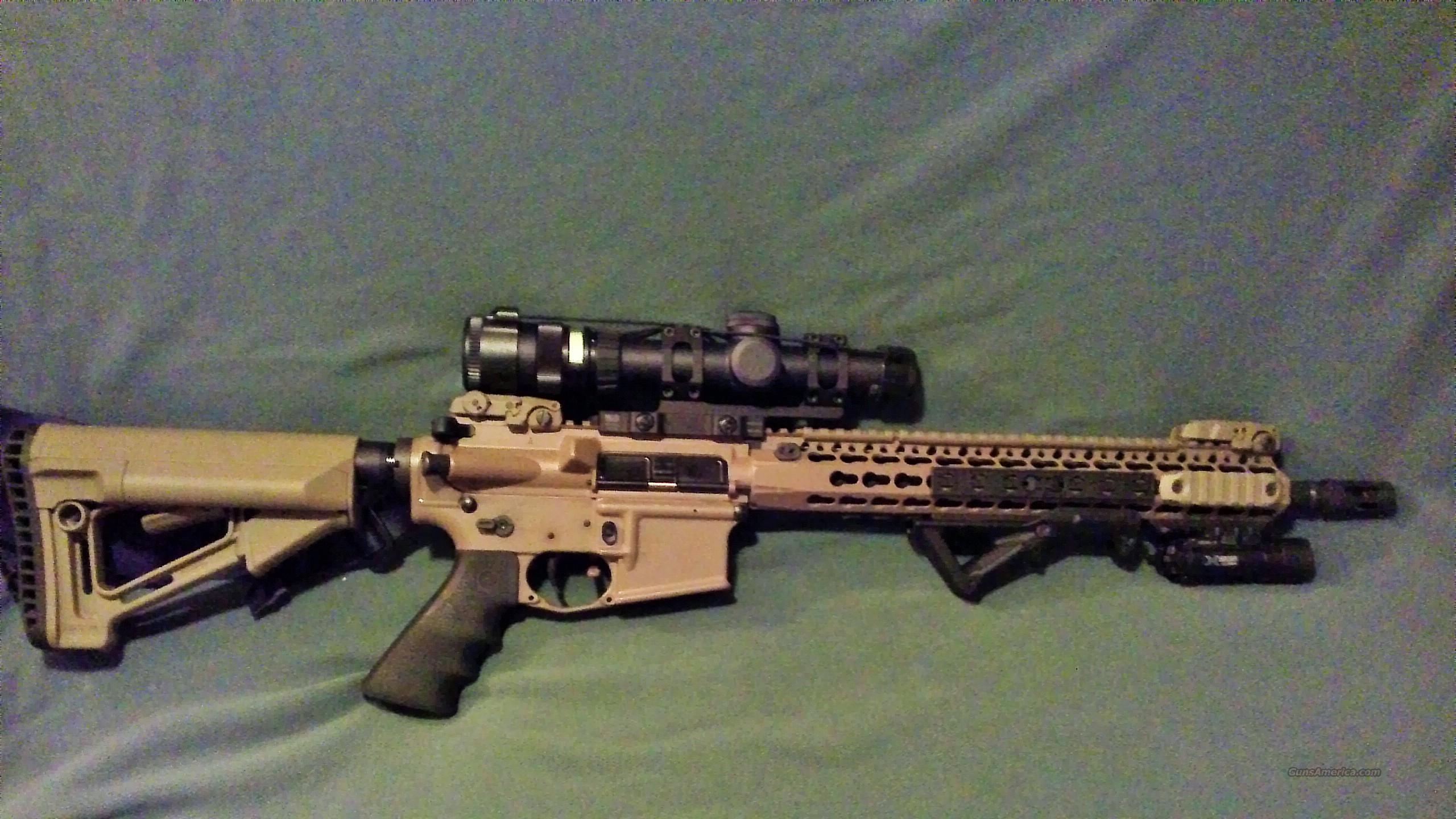 ROCK RIVER CUSTOM TACTICAL RIFLE for sale