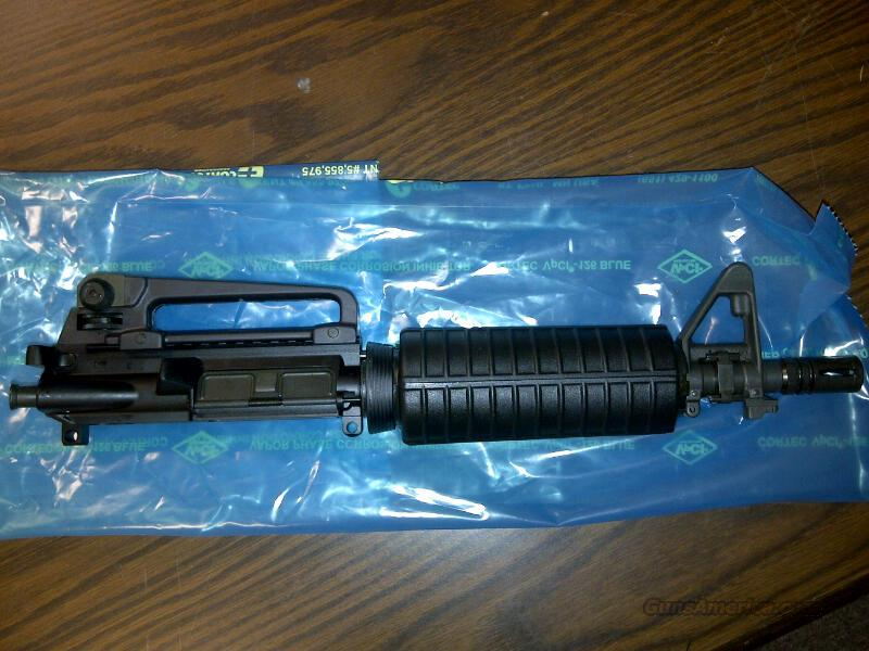 "Brand New Colt M4 10.3 "" Complete Upper Receiver   Guns > Rifles > Colt Military/Tactical Rifles"