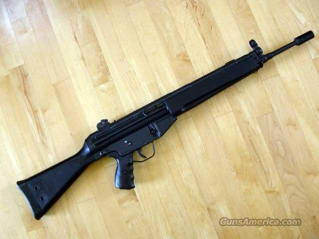 HK 93 Pre-Ban  Guns > Rifles > Heckler & Koch Rifles > Tactical