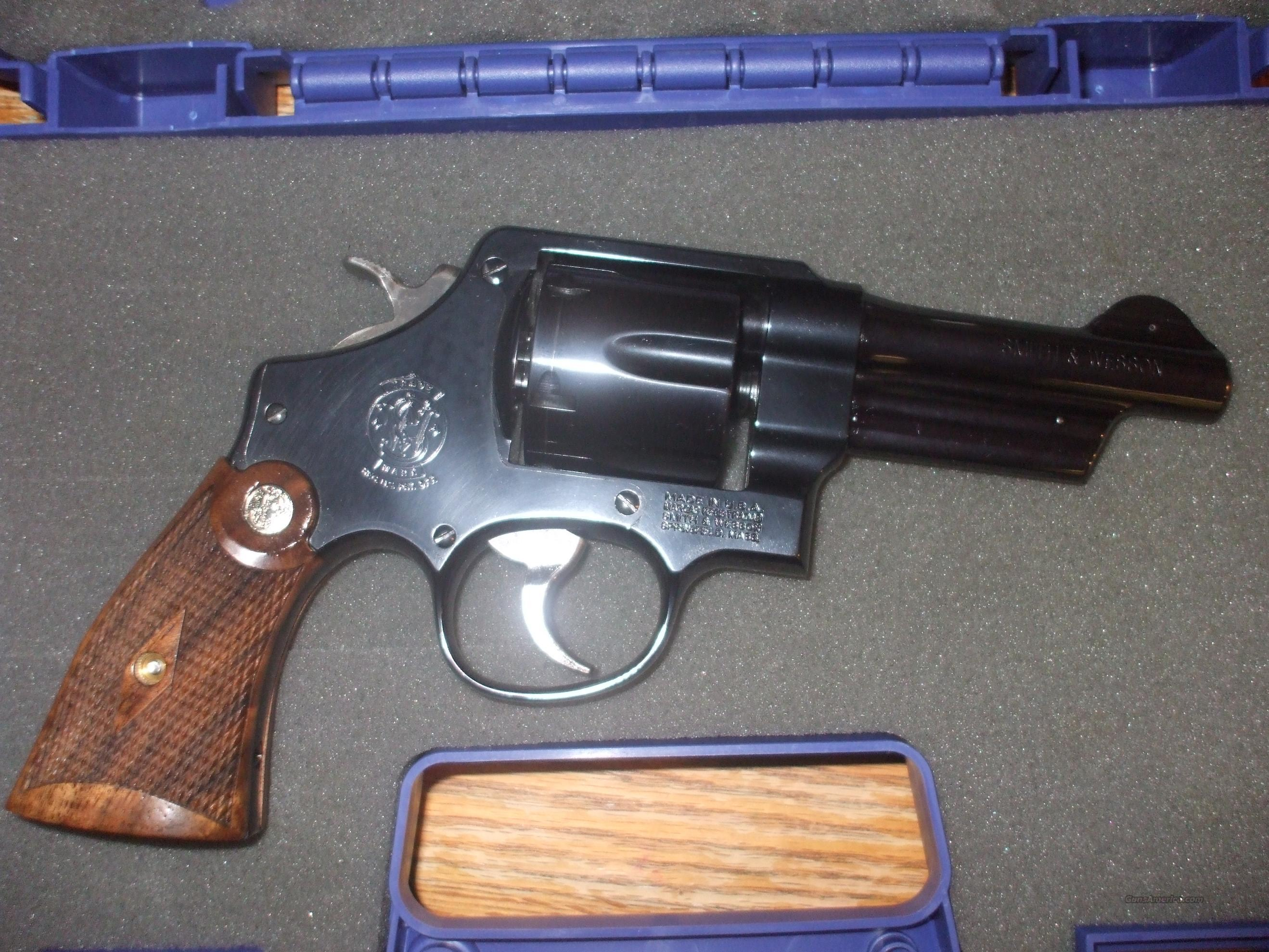 S&W Model of 1950 Classic  Guns > Pistols > Smith & Wesson Revolvers > Full Frame Revolver
