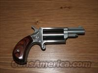 NAA Super Companion .22 Cap&Ball Revolver  Non-Guns > Black Powder Muzzleloading