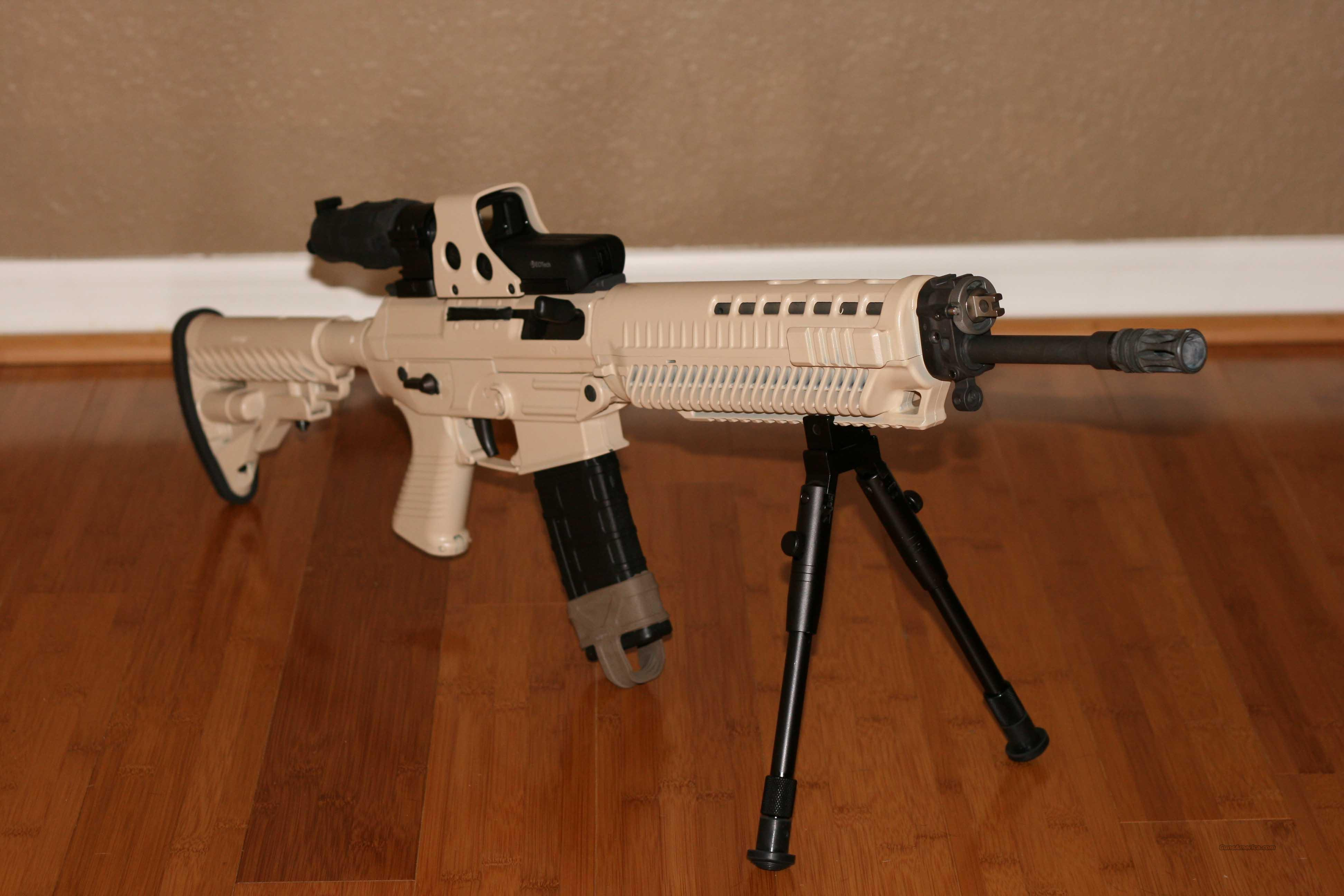 SIG 556 Duracoat Holosight and Magnifier  Guns > Rifles > Sig - Sauer/Sigarms Rifles
