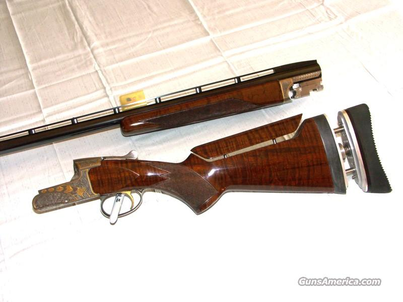 "Browning BT-99 Golden Clays, 34"", Invector Plus, Adj Comb  Guns > Shotguns > Browning Shotguns > Single Barrel"