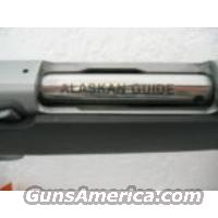 Savage Mod 116 .375H&H Alaskan Guide Gun (NEW)  Guns > Rifles > Savage Rifles > Bolt action