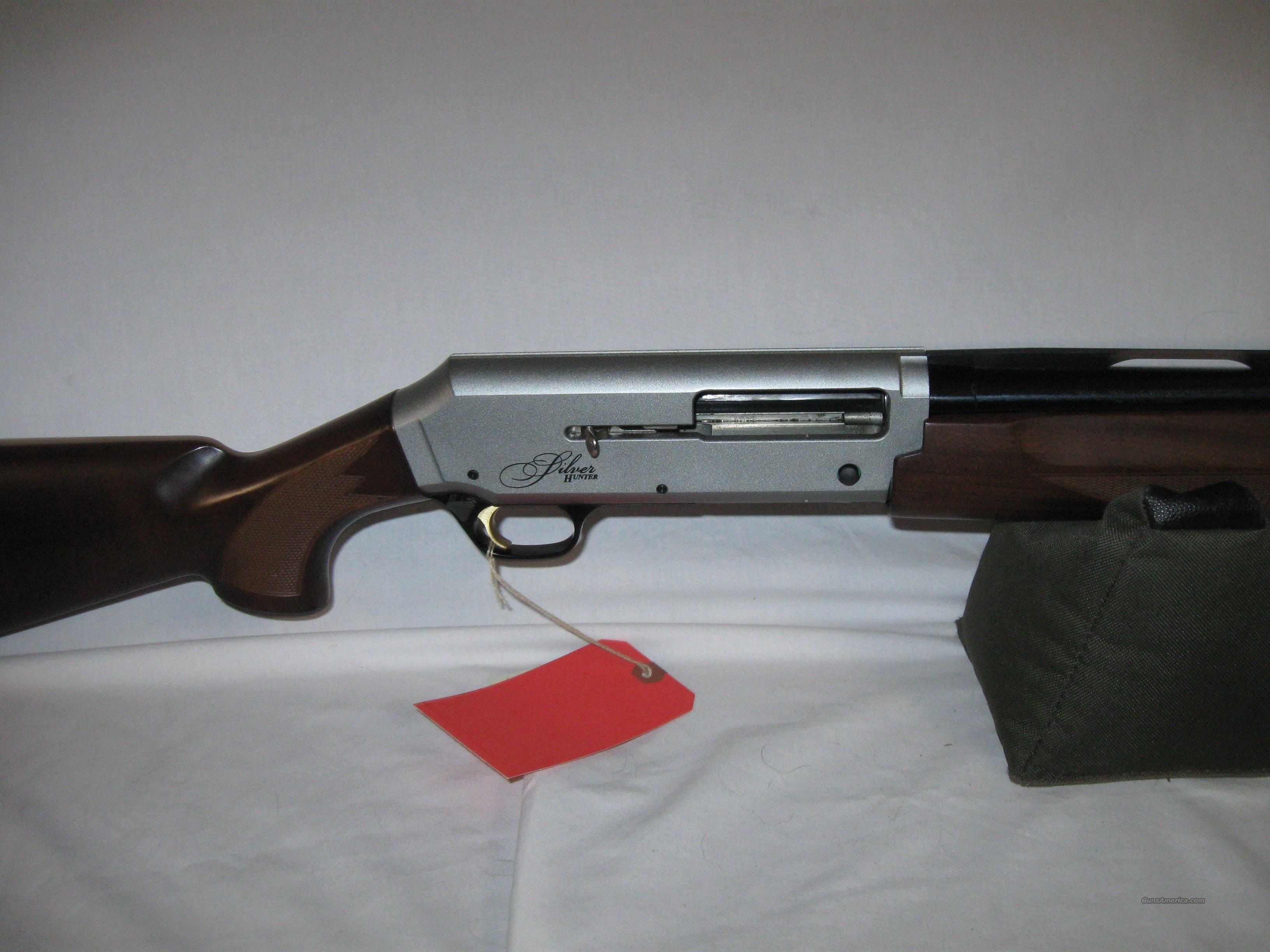 Browning Silver 20 Ga.   Guns > Shotguns > Browning Shotguns > Autoloaders > Hunting
