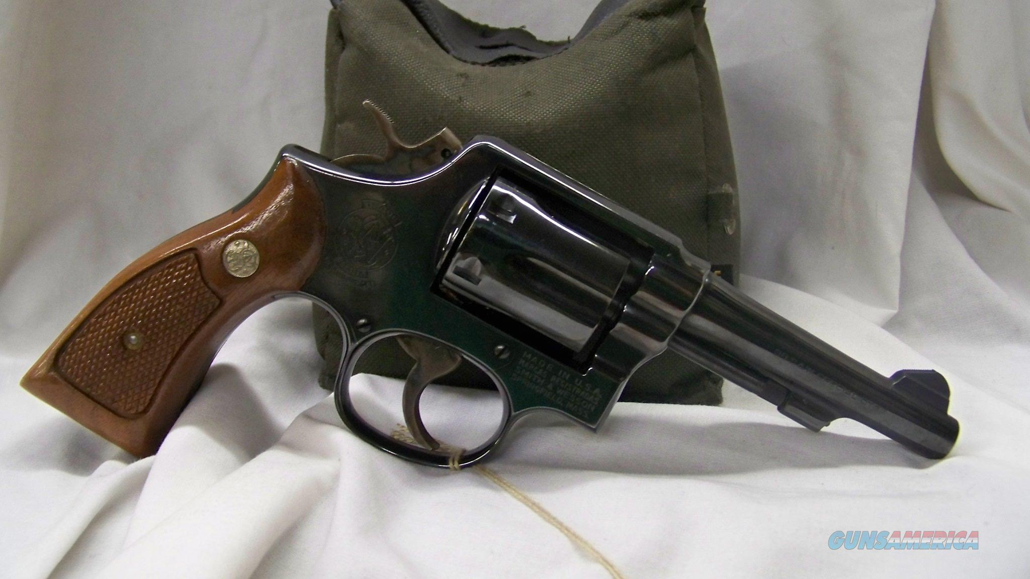 Smith & Wesson Model 10-7 .38 Special   Guns > Pistols > Smith & Wesson Revolvers > Model 10