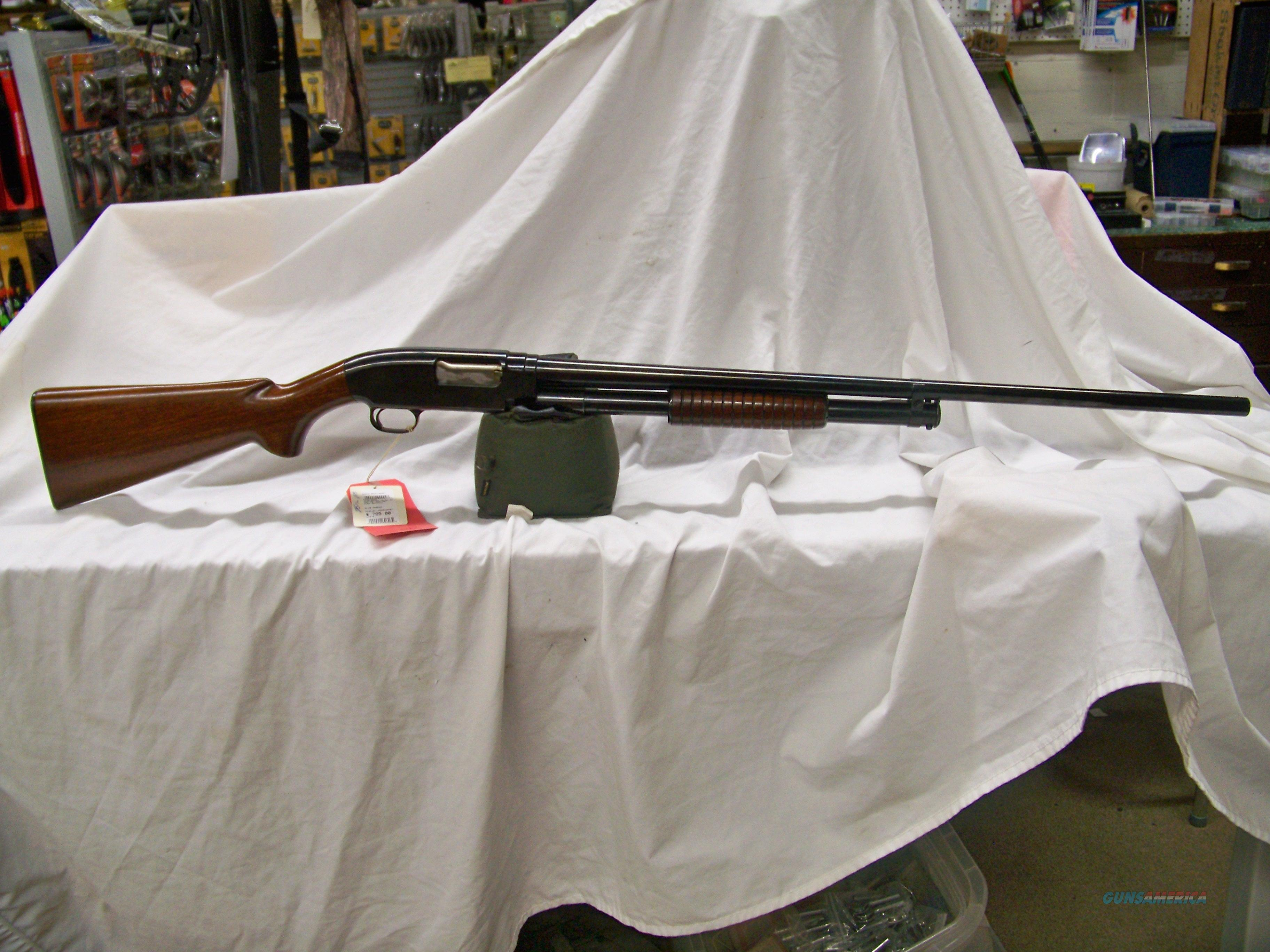 "Winchester Model 12 16ga, 28"" 2.75""   Guns > Shotguns > Winchester Shotguns - Modern > Pump Action > Hunting"