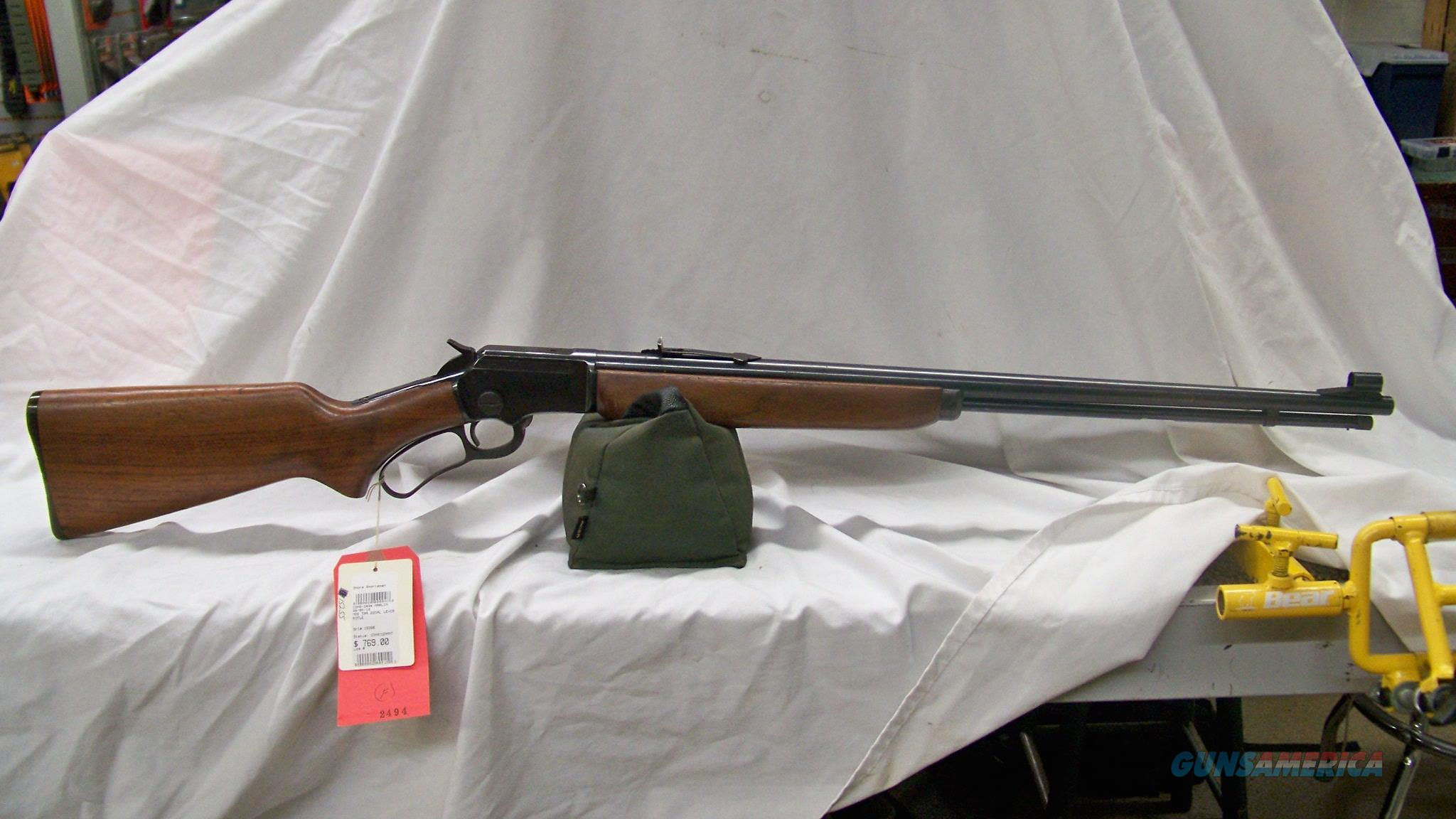 Marlin 39-A .22LR  Guns > Rifles > Marlin Rifles > Modern > Lever Action