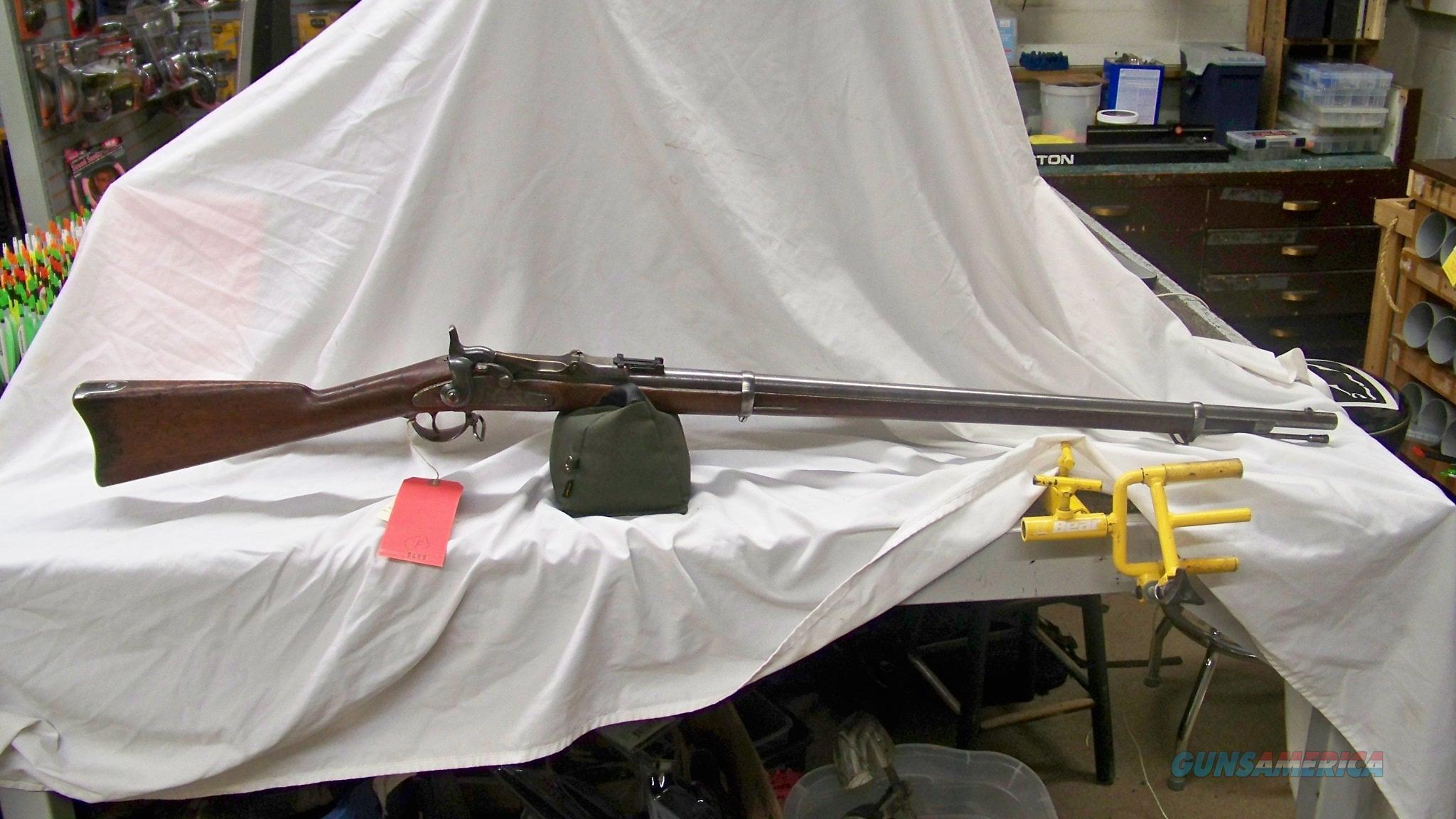 Springfield Armory  Trapdoor 50/70  Guns > Rifles > S Misc Rifles