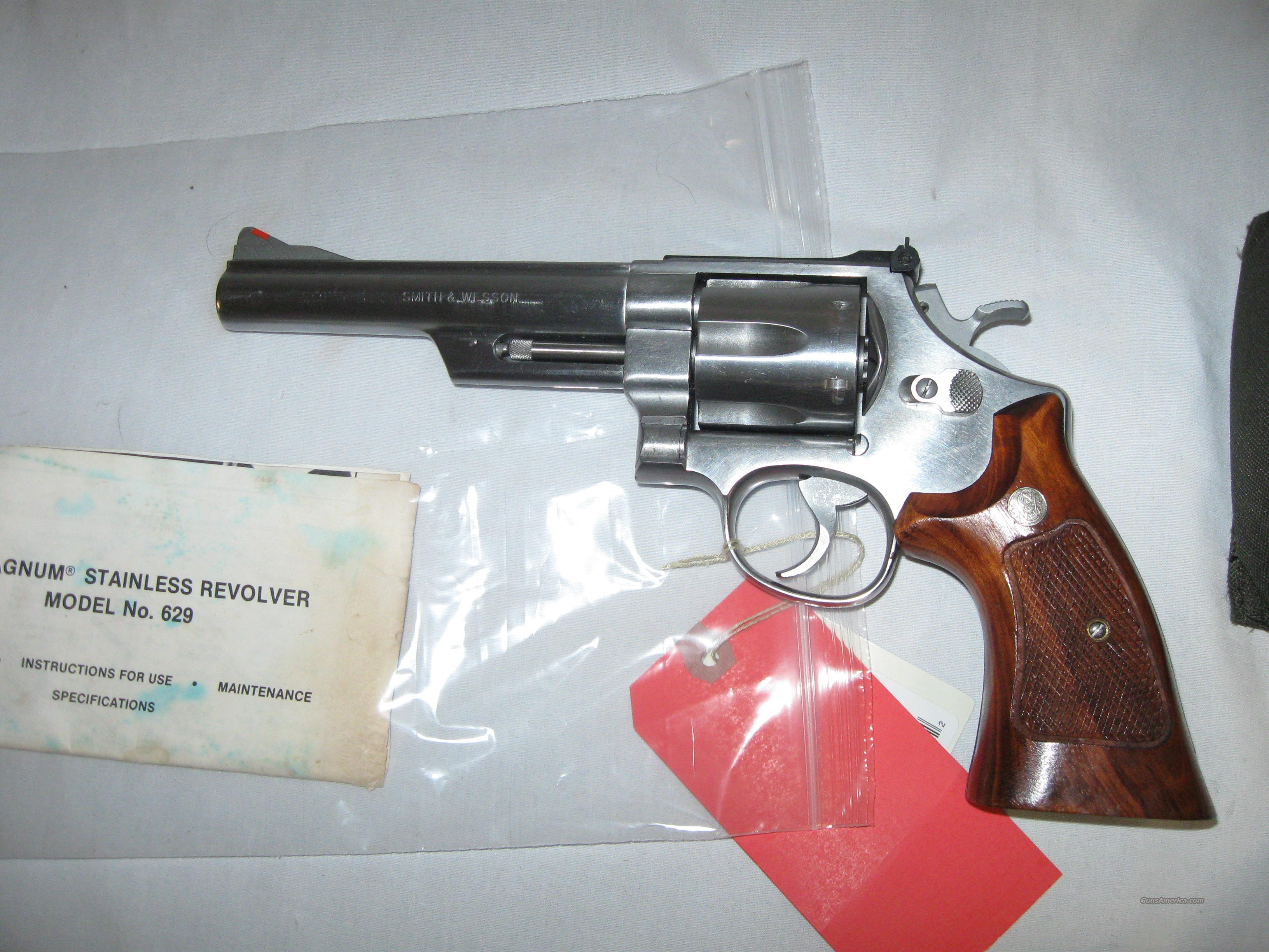 Smih&Wesson Model 629-1 in  44Mag  Guns > Pistols > Smith & Wesson Revolvers > Model 629