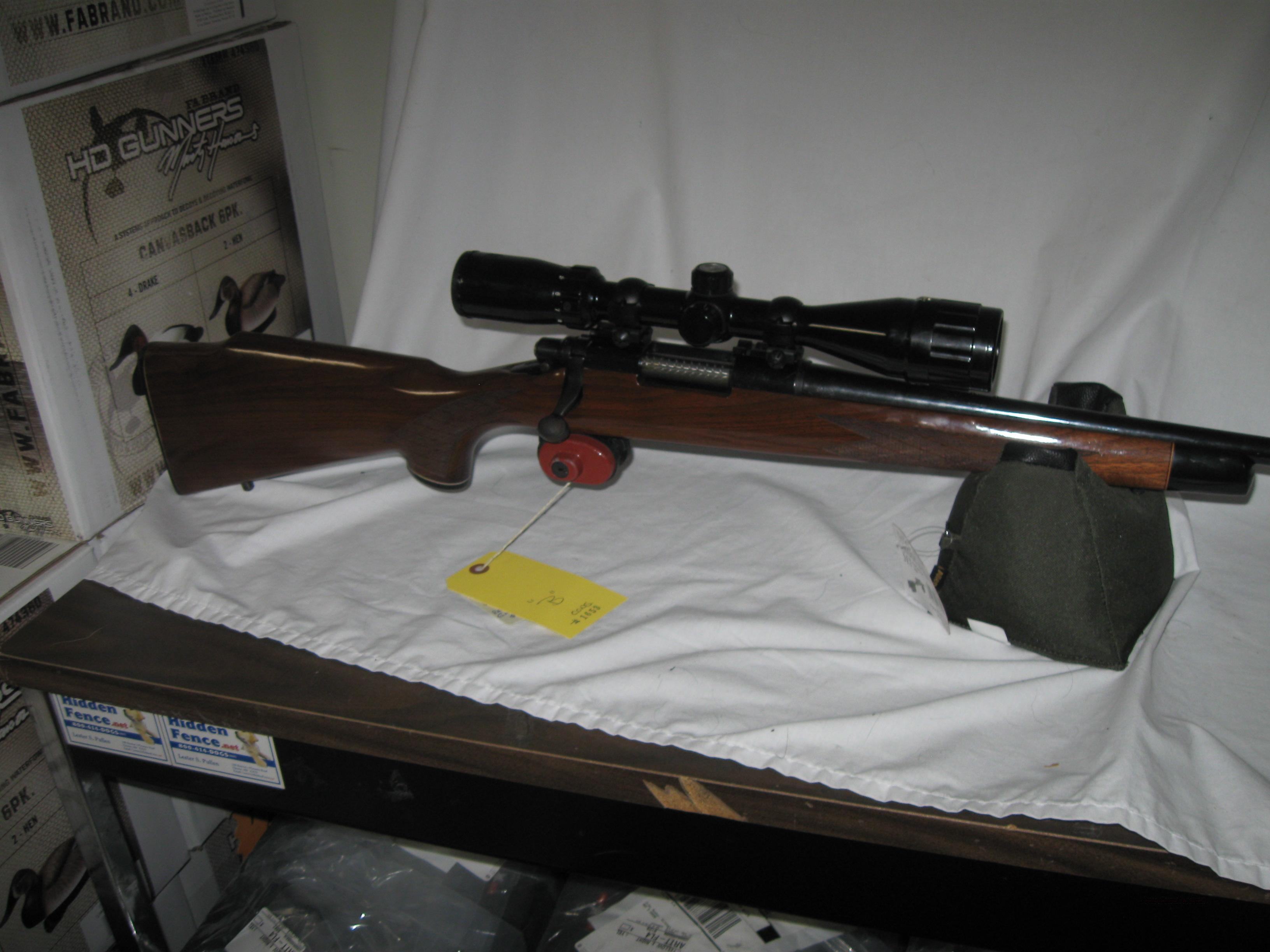 Remington 700 in cal. 6mm Rem.  Guns > Rifles > Remington Rifles - Modern > Model 700 > Sporting