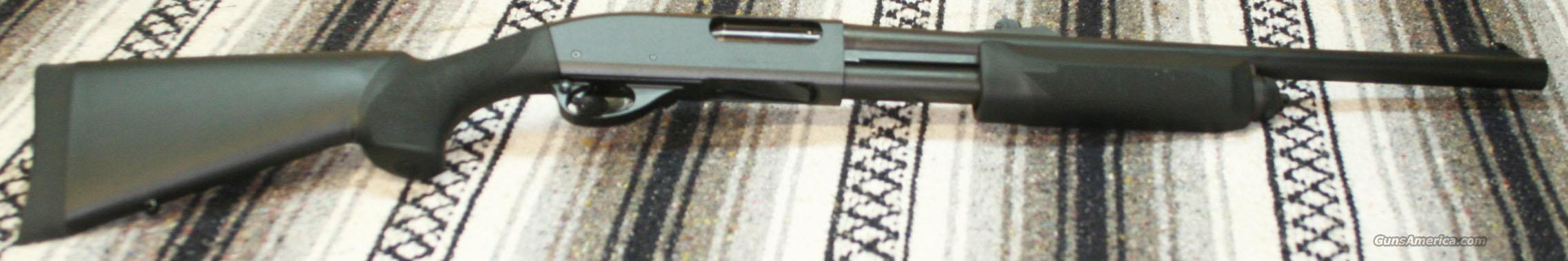 Remington Special Purpose Magnum 12ga Hogue Stock  Guns > Shotguns > Remington Shotguns  > Pump > Tactical