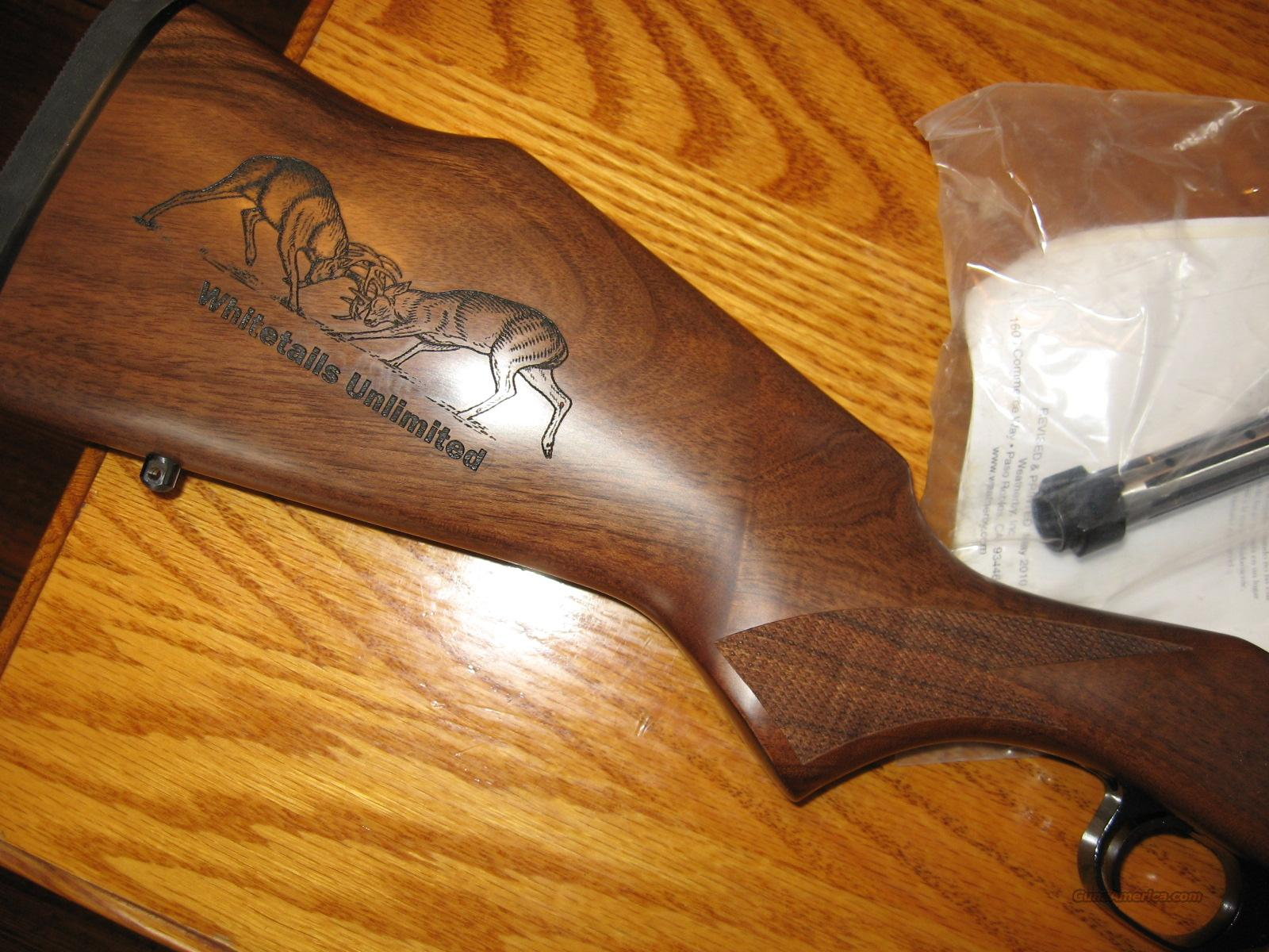 WEATHERBY VANGUARD SPORTER 2/WHITE TAILS EDITION  Guns > Rifles > Weatherby Rifles > Sporting