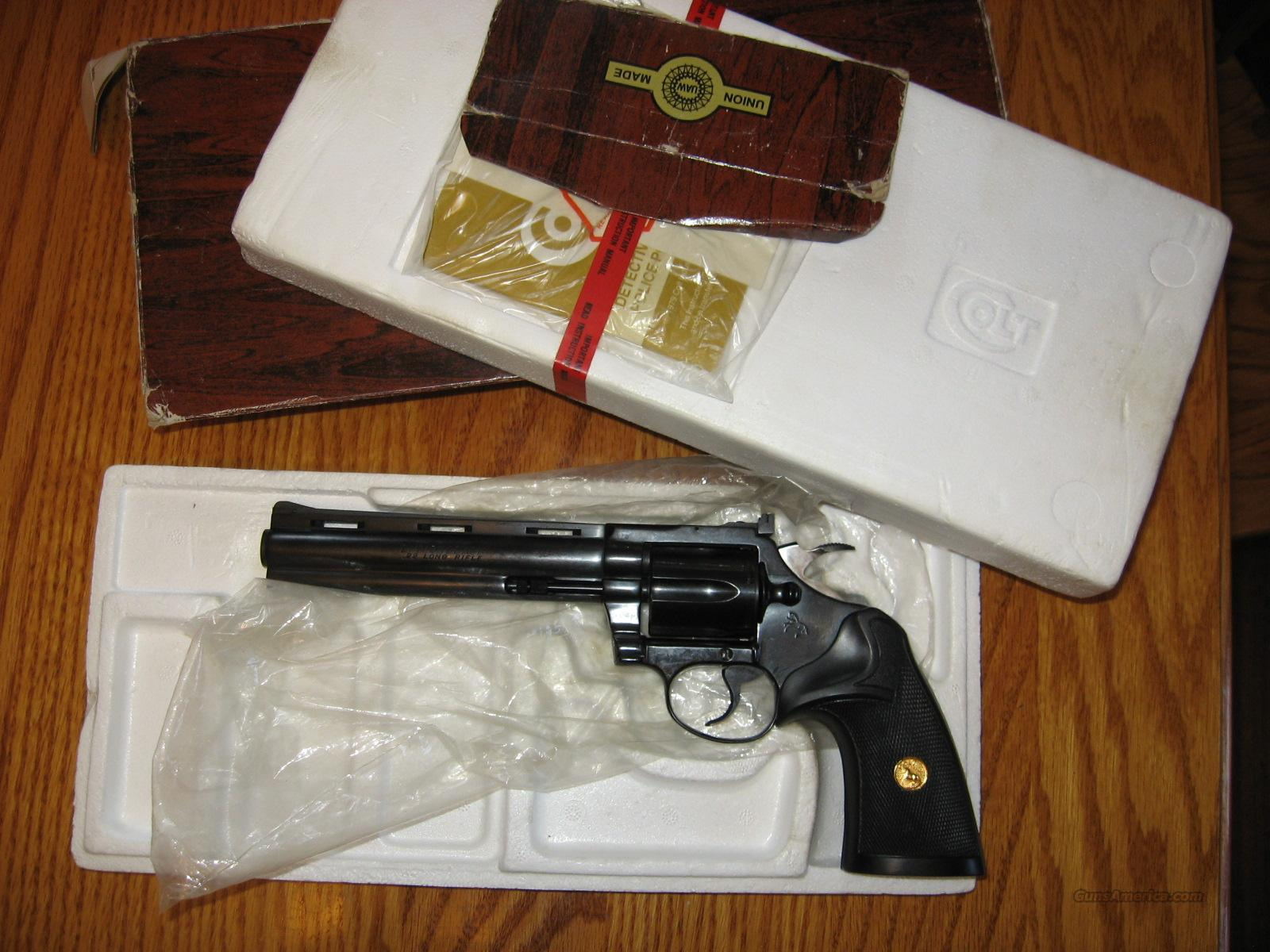 COLT DIAMONDBACK/.22LONG RIFLE  Guns > Pistols > Colt Double Action Revolvers- Modern