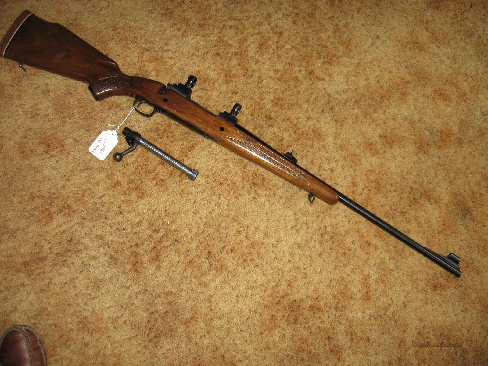 Lake Erie Auto Credit >> WINCHESTER MODEL 70 MFG 1965 for sale
