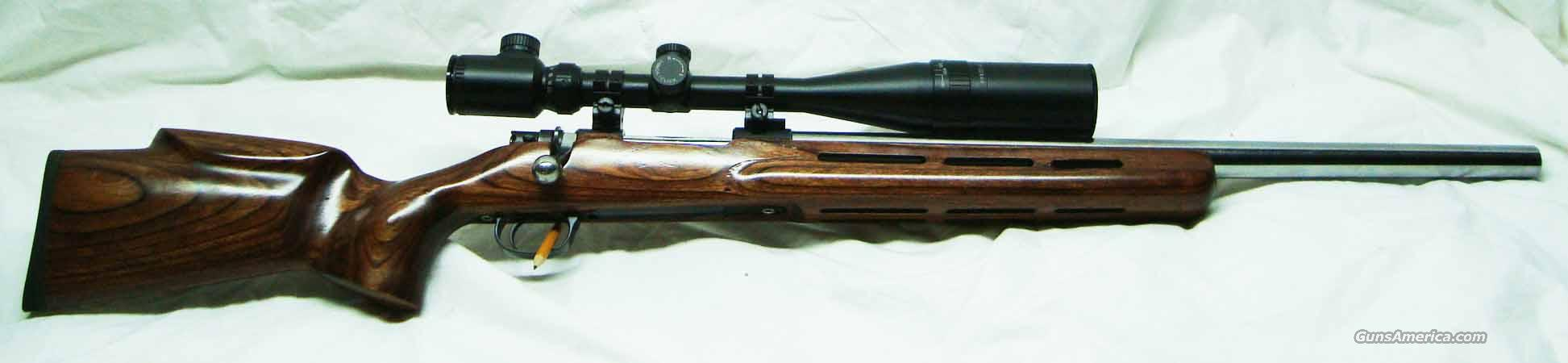 Custom 6mm Rem w/ Charles Daly Mauser Action  Guns > Rifles > Custom Rifles > Bolt Action