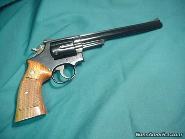 "S&W Mod. 53 22 RCFM 8 3/8""  Guns > Pistols > Smith & Wesson Revolvers"