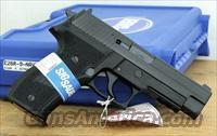 Sig Sauer P226 Navy 9mm - BLOWOUT PRICE!  Guns > Pistols > Sig - Sauer/Sigarms Pistols > P226