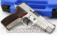 Sig Sauer P226 Elite Stainless 9mm—SAVE OVER $265!  Guns > Pistols > Sig - Sauer/Sigarms Pistols > P226