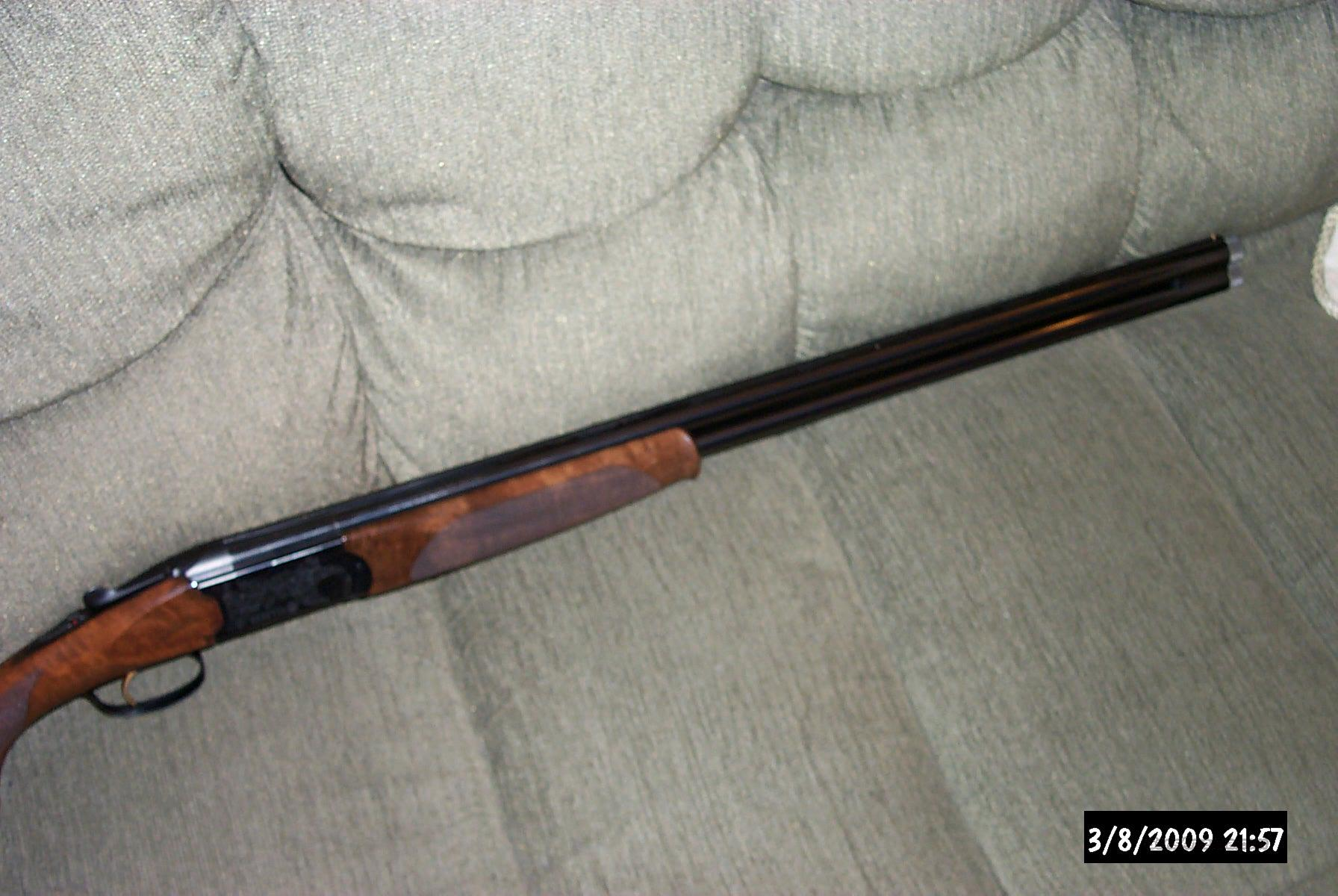 BERETTA BLACKWING  Guns > Shotguns > Beretta Shotguns > O/U > Hunting