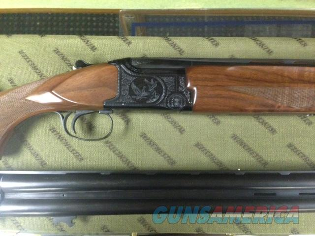 "Winchester Model 101 - ""2 Barrel Hunting Set""  Guns > Shotguns > Winchester Shotguns - Modern > O/U > Hunting"
