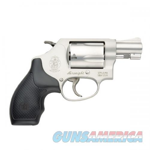 "Smith & Wesson 163050 637 Airweight Single/Double 38 Special 1.875"" 5 Rds Stainless  Guns > Pistols > Smith & Wesson Revolvers > Small Frame ( J )"