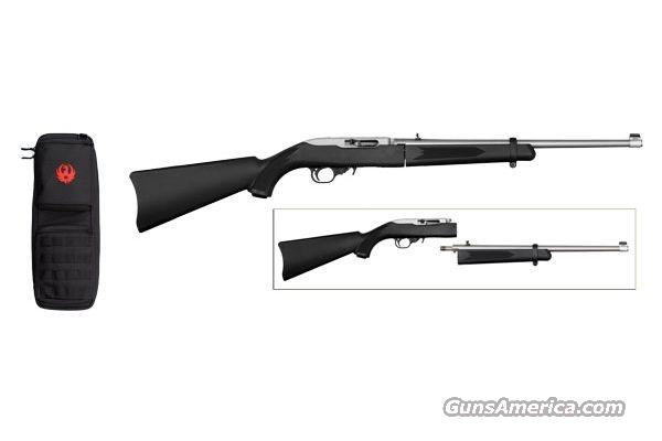Ruger Takedown K10/22 Semi-Auto 22LR 18.5  Guns > Rifles > Ruger Rifles > 10-22