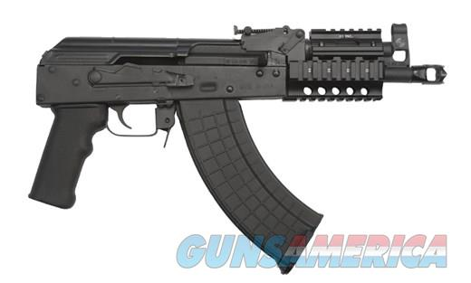 I.O. M214 NANO 7.62 X 39 AK Tactical Quad Rail  Guns > Pistols > Century International Arms - Pistols > Pistols