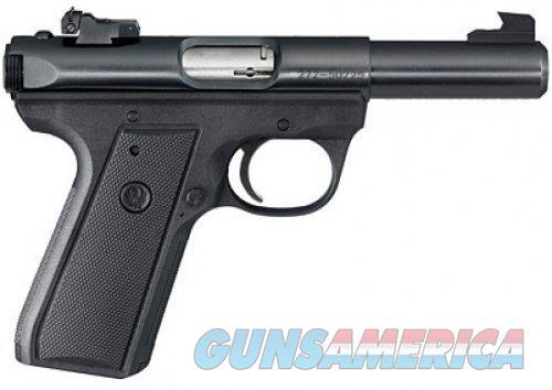 "Ruger 10109 MKIII 22/45 Target 22LR 4"" 10 Rds  Guns > Pistols > Ruger Semi-Auto Pistols > 22/45"