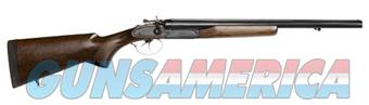 "CIA  Coach Side by Side Shotgun 20 Ga 20"" Barrel 3"" Chamber  Guns > Shotguns > Century International Arms - Shotguns > Shotguns"