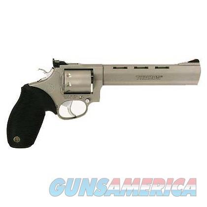"Taurus 2-992069 Tracker 992SS6 .22 LR/.22 Magnum 6.5"" Barrel 9 Rounds Matte Stainless Steel  Guns > Pistols > Taurus Pistols > Revolvers"