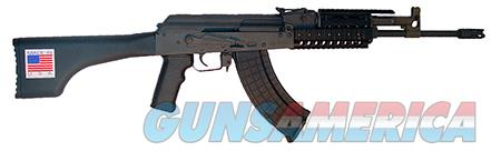 I.O. IOIN1010 M214 Semi-Auto 7.62X39 30+1 Quad Rail Black  Guns > Rifles > Interarms Rifles