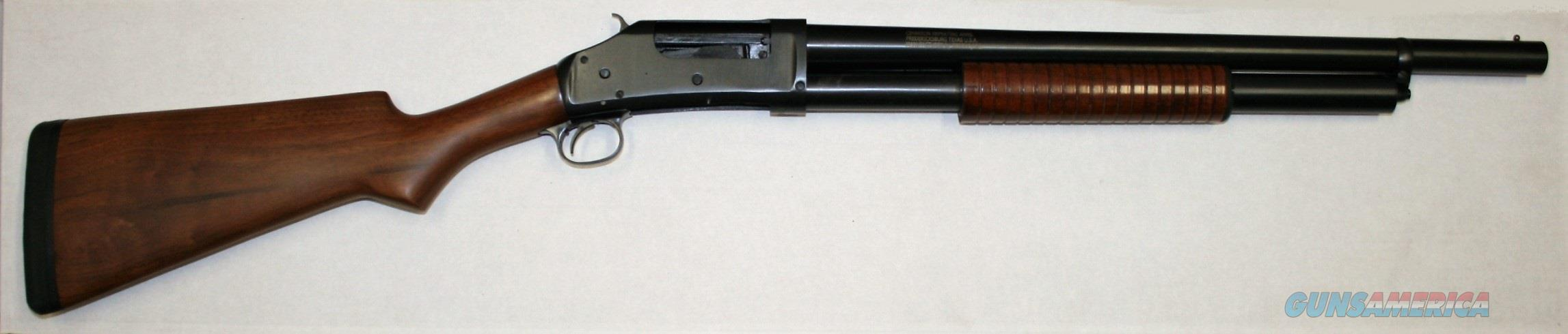 "Cimarron 1897 Pump 12 GA 20"" Barrel 2 3/4"" 5 Rds  Guns > Shotguns > Cimmaron Shotguns"